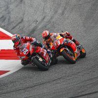 Ni siquiera Marc Márquez es perfecto: ha perdido 12 de sus 17 duelos por la victoria en MotoGP