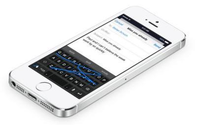 Los teclados alternativos se preparan para el desembarco en iOS 8 con Swiftkey a la cabeza