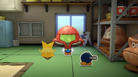 Paper Mario Nuevo Juego Nintendo Switch