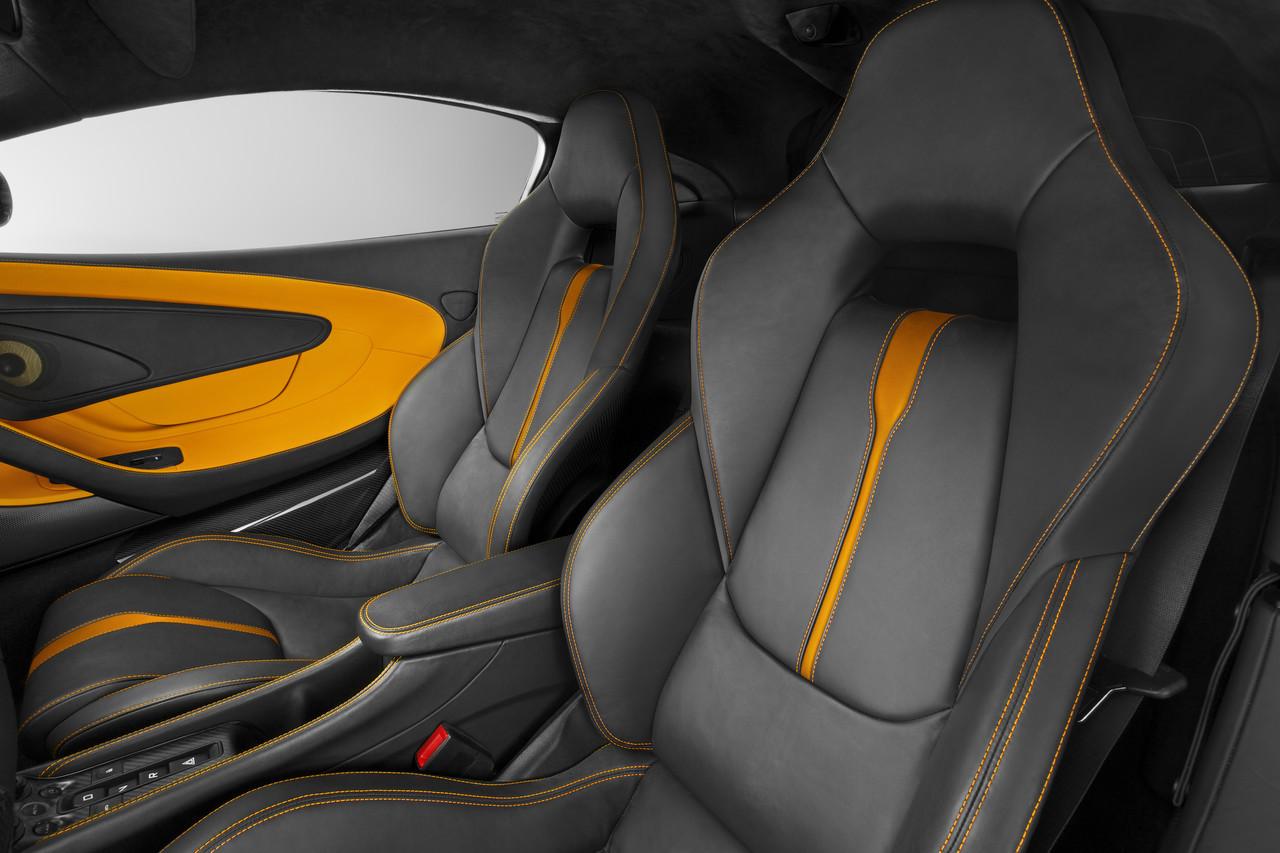 Foto de McLaren 570S Coupé (23/30)