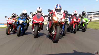Sorpresa en la comparativa Superbikes 2015, el premio se lo lleva Italia