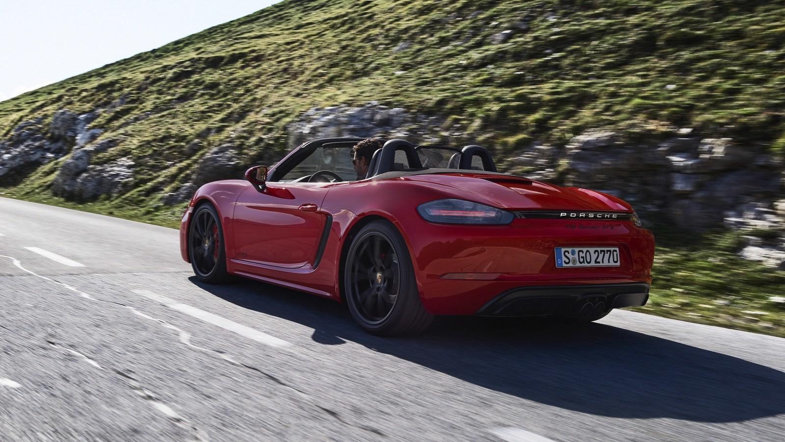 Foto de Porsche 718 GTS (3/16)