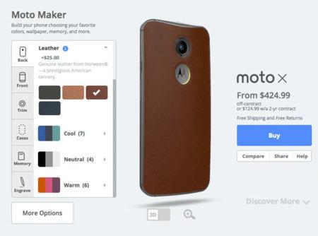 Moto X Moto Maker