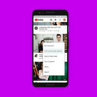 YouTube permitirá bloquear recomendaciones de canales que no queremos ver