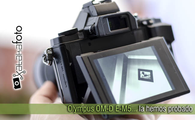 Cabecera Olympus OM-D E-M5