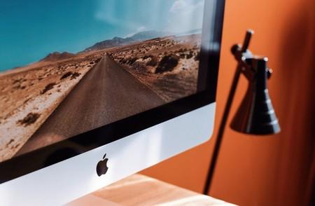 Esta patente de Apple quiere poner un proyector trasero en los iMac para extender su escritorio a la pared