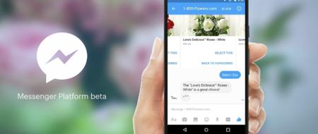 Facebook también se atreve con los bots dentro de Messenger