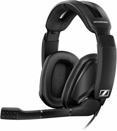 Sennheiser Over Ear Gaming Headset Gsp 302 Schwarz Headset Producto