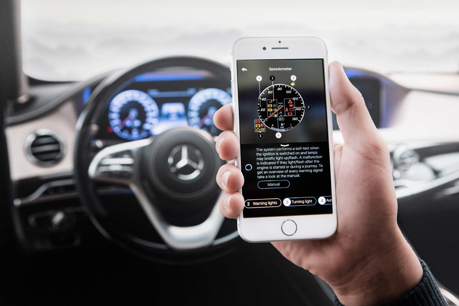 Foto de Mercedes-Benz Clase A 2018: impresiones del interior (15/28)