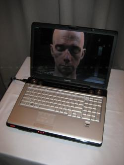 Toshiba Satellite X200-20