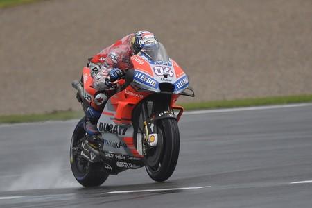 Andrea Dovizioso Motogp Valencia 2018