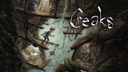 Tras estrenarse en Apple Arcade, Creaks llegará también a consolas y PC la semana que viene