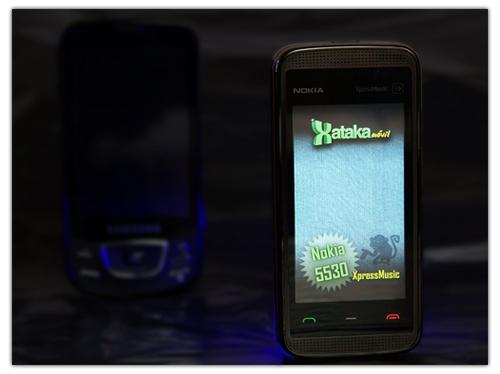 Foto de Nokia 5530 XpressMusic (5/32)