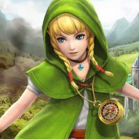 Linkle es la nueva sensación de la saga de Zelda y la estrella del nuevo tráiler de Hyrule Warriors Legends