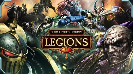 The Horus Heresy: Legions, el completo juego de cartas de Warhammer 40.000 ya disponible en iOS y Android