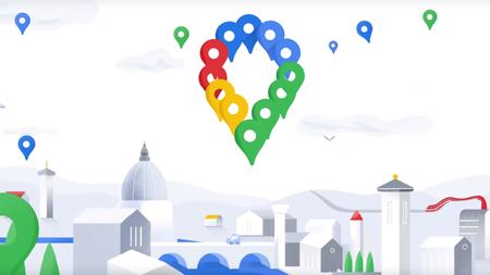 Google Maps 15 Anos Aniversario