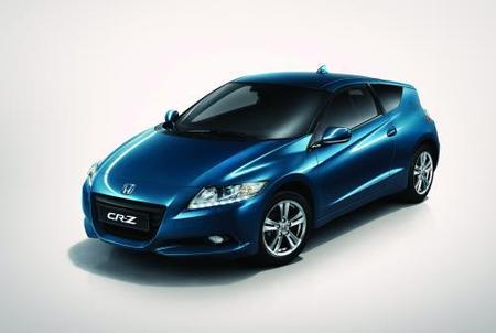 Honda CR-Z, llega el heredero híbrido del CRX