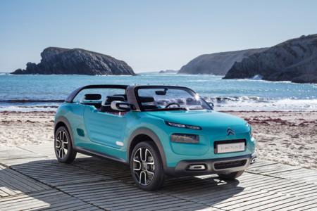Citroën Cactus M concept: nacido del espíritu del surf