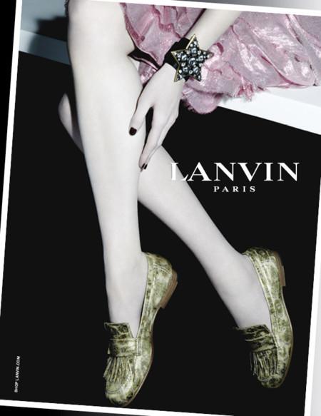 Lanvin campaña Primavera-Verano 2014