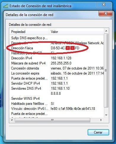 C mo configurar nuestra red wifi y no morir en el intento for Buscar direccion de un telefono