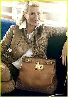 Gwyneth Paltrow imagen de Tod's