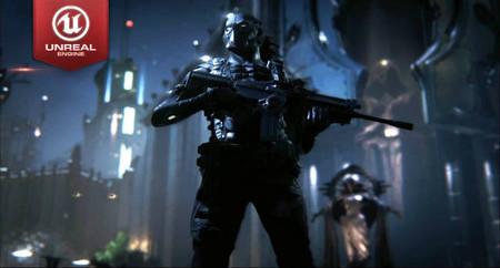 Epic Games muestra una nueva demostración de Unreal Engine 4