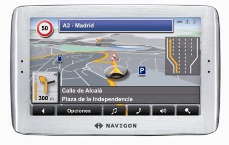 Navigon 8110 ya es oficial