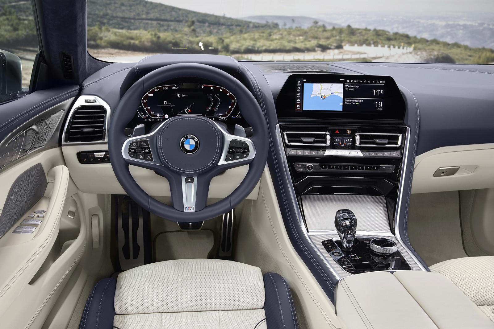 Foto de BMW Serie 8 Gran Coupé (presentación) (142/159)