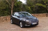 Ford Focus 2014, toma de contacto