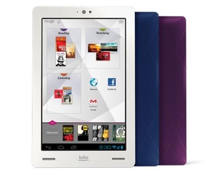 El tablet Kobo Arc refuerza su capacidad
