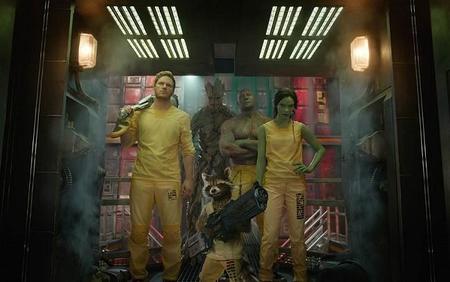 Los guardianes de la galaxia