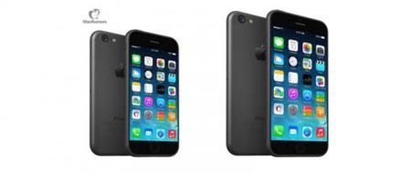 Así es como sería el iPhone 6 si las imágenes de Foxcoon fueran ciertas