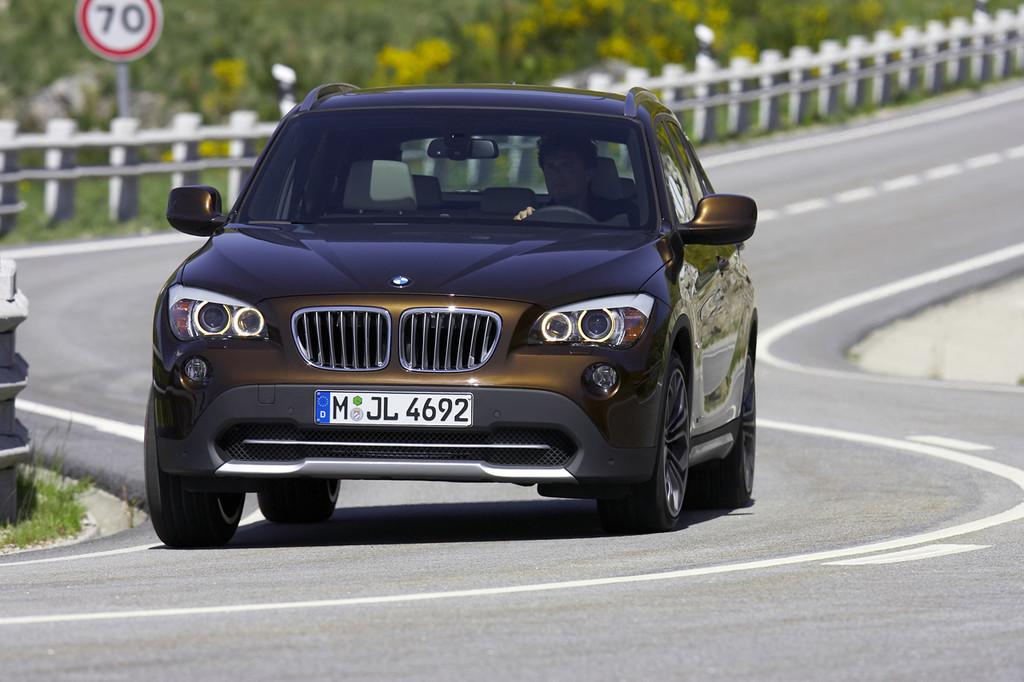 Foto de BMW X1 (72/120)