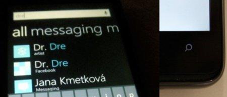 """Windows Phone """"Tango"""" ofrecerá búsqueda global de mensajes, contactos, música y más"""