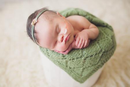Fotos Familiares Bebe Tumor Cerebral Abigail Jones 7