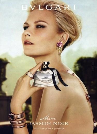 Kirsten Dunst como hacía tiempo que no la veíamos: espectacular para Bulgari