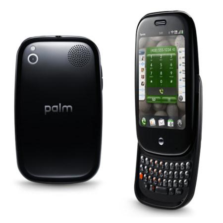 Datos confirmados de la Palm Pre
