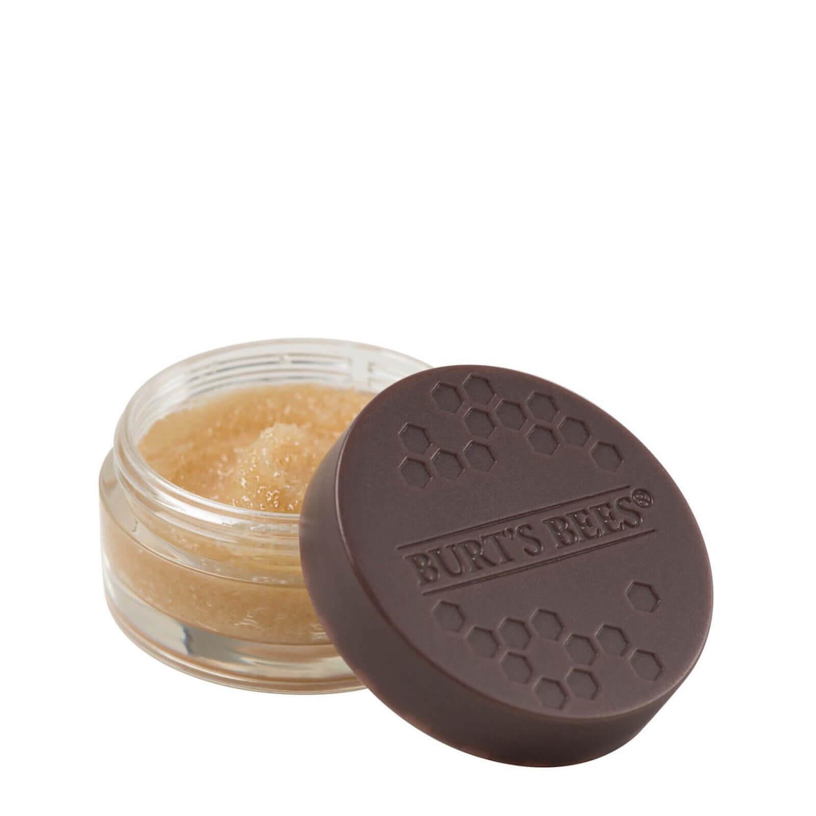 Exfoliante labial acondicionador de origen 100 % natural con cristales de miel exfoliantes Burt's Bees
