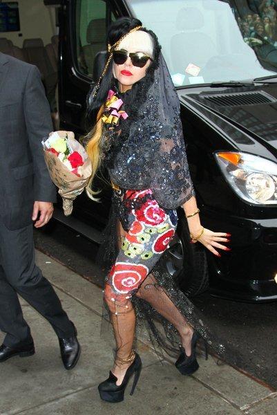 Lady Gaga, la folclórica postmoderna