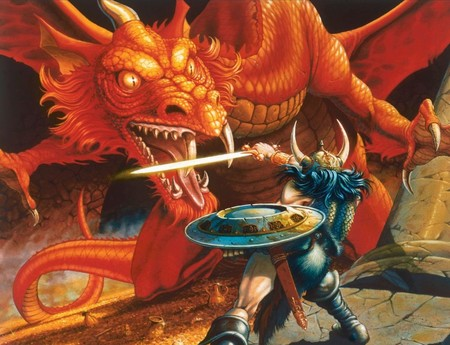 Dungeons Dragons Art Arcana