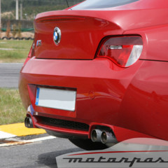 Foto 12 de 36 de la galería prueba-del-bmw-z4-m-coupe en Motorpasión