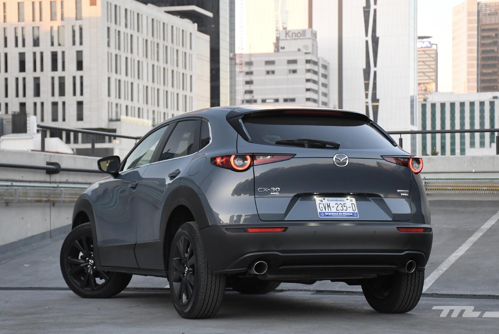 Foto de Mazda CX-30 turbo (prueba) (4/26)