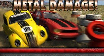 Metal Damage, rol online motorizado