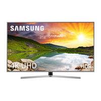 Black Friday en El Corte Inglés: la Smart TV Samsung UE55NU7475 de 55 pulgadas está rebajada a 599 euros