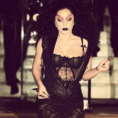 Lady Gaga Cejas 1