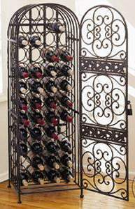 Una jaula para tu vino