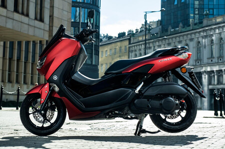 Yamaha Nmax 125 2021 2