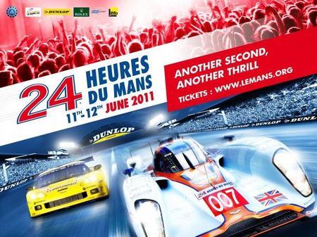 24 horas de Le Mans 2011: una de pilotos
