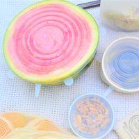 ¿Aún utilizas film transparente en la cocina? No lo hagas, las tapas de silicón contaminan menos y duran más