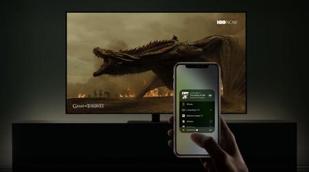 iOS 12.2 te permitirá seleccionar incluso la fuente de entrada de tu televisor
